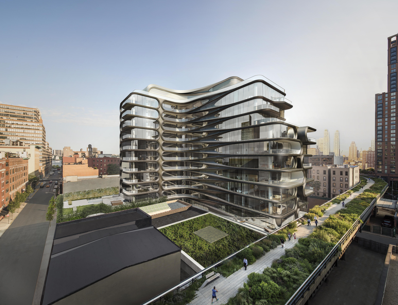 The ten craziest looking buildings in new york for Appartamenti design new york