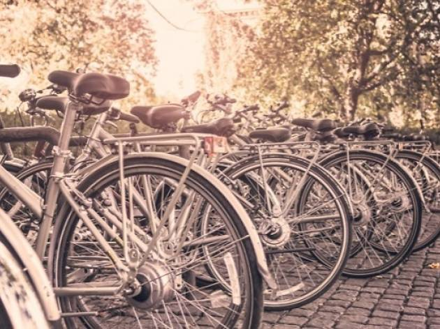 Zarzuela en bicicleta