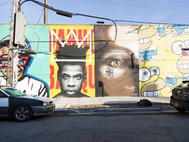 Bushwick Graffiti and Street Art Tour