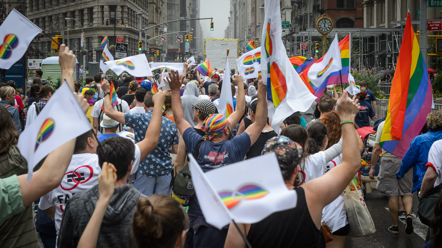 Everything you need to know about this year's Gay Pride March