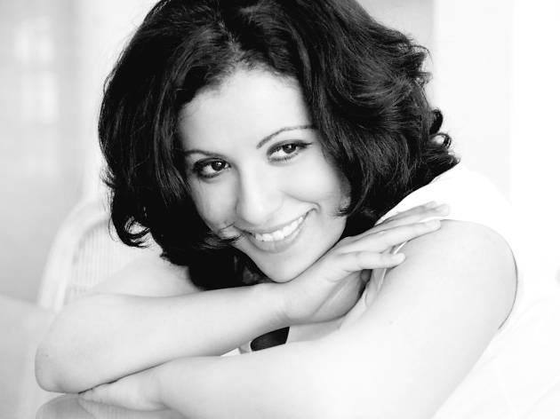 María Katzarava protagoniza la ópera La voz humana