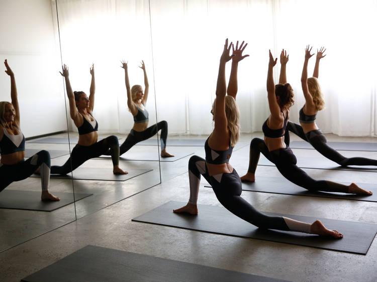 One Hot Yoga