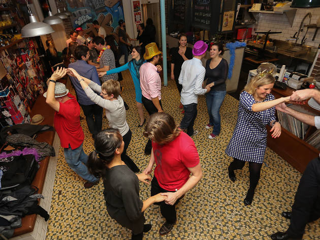 Laneway Learning workshop - A Bad Dancers' Guide to the Dance Floor