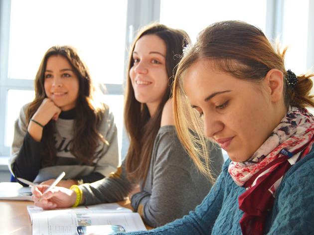 Generic women learning