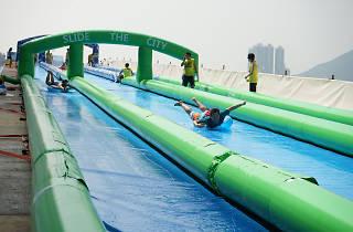 Slide the City Hong Kong