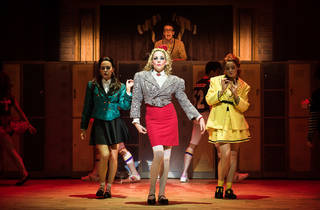 Heathers The Musical 2016 Melbourne season production image 01 photographer credit Kurt Sneddon