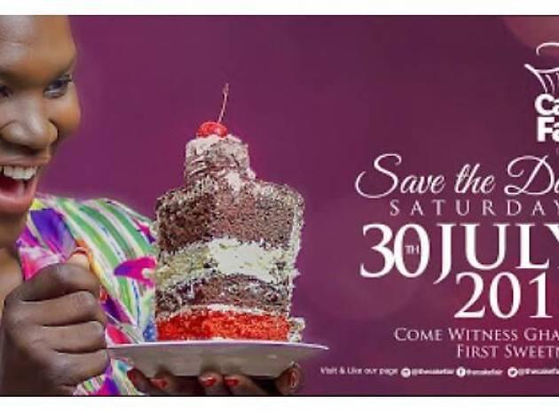 The Cake Fair,Fiesta Royale Hotel,Accra/Ghana.