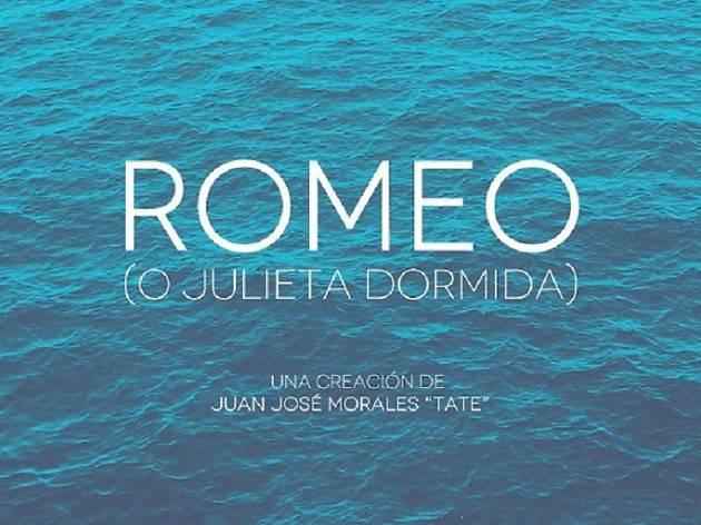 Romeo (o Julieta dormida)