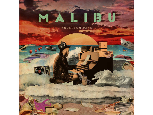 Best albums of 2016 so far: Anderson Paak - Malibu