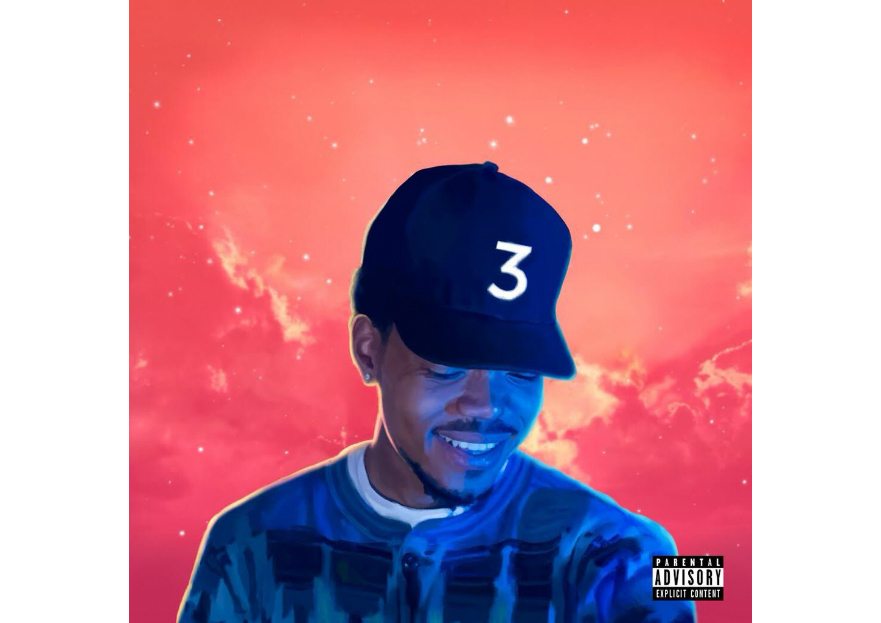 Best albums of 2016 so far: Chance The Rapper - Colouring Book