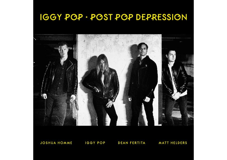 Best albums of 2016 so far: Iggy Pop - Post Pop Depression