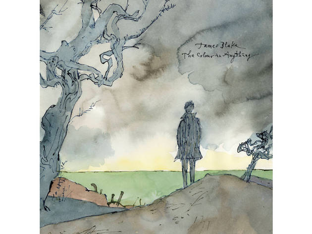 Best albums of 2016 so far: James Blake - The Colour in Anything