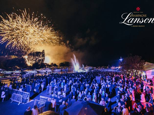 lanson fireworks