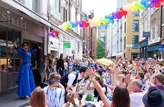 Archer Street Pride Party
