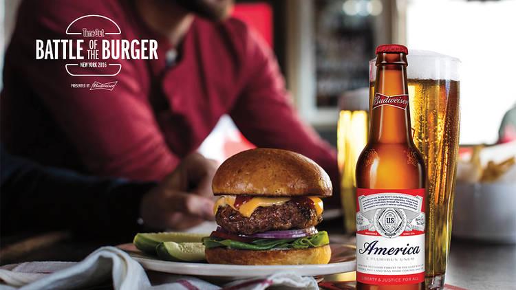 Battle of the Burger 2016
