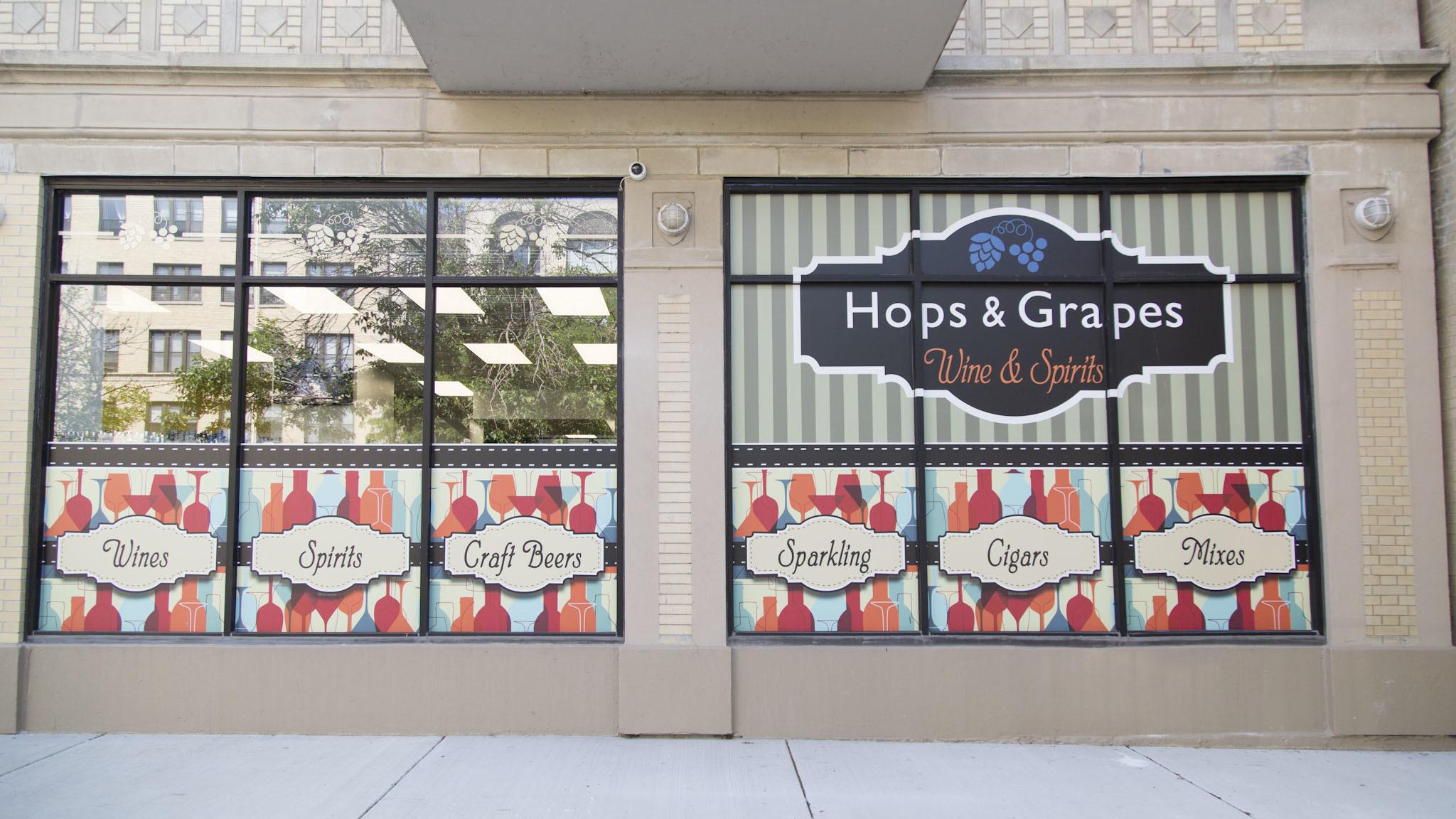 Hops & Grapes
