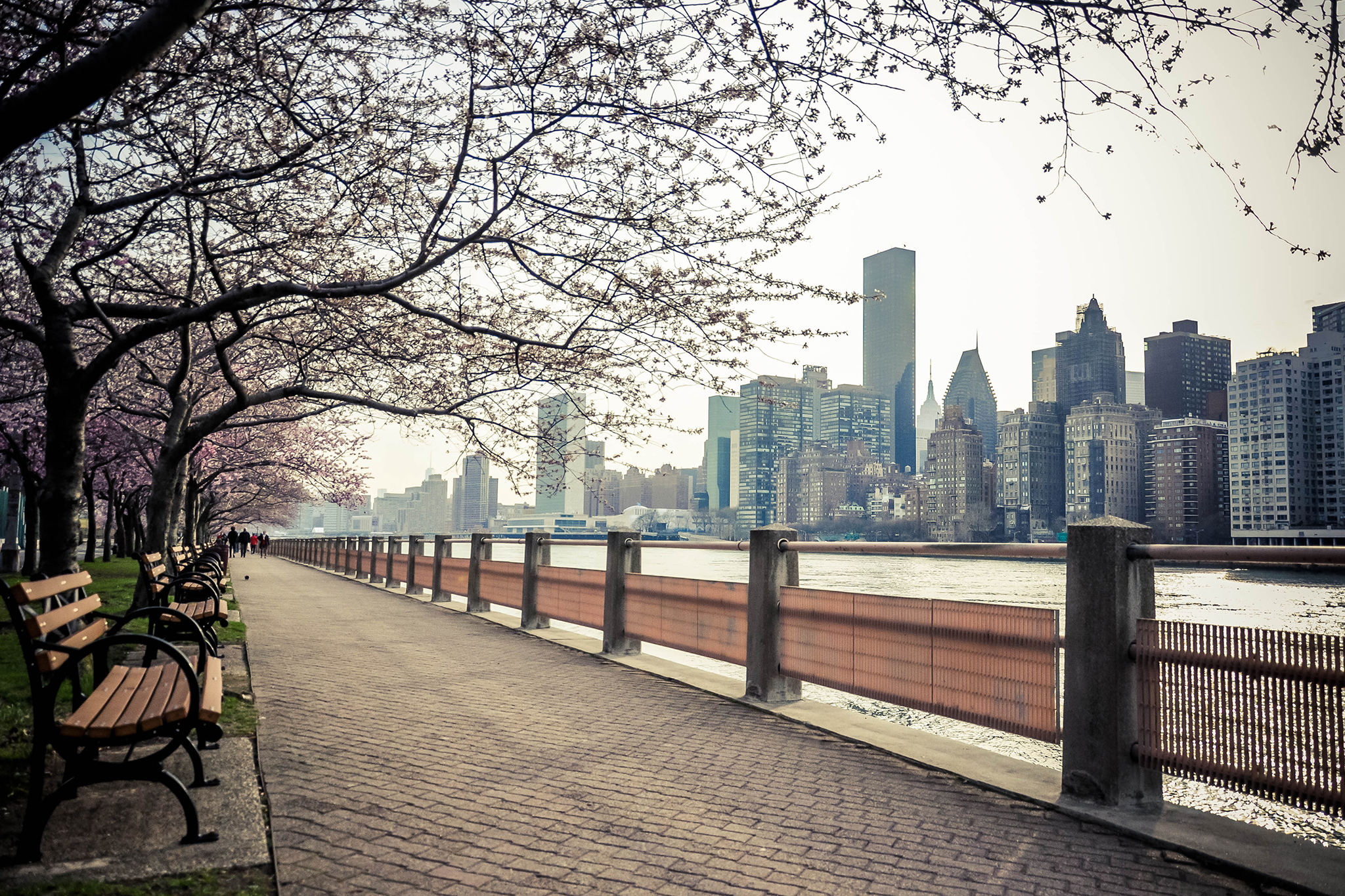 Roosevelt Island NYC