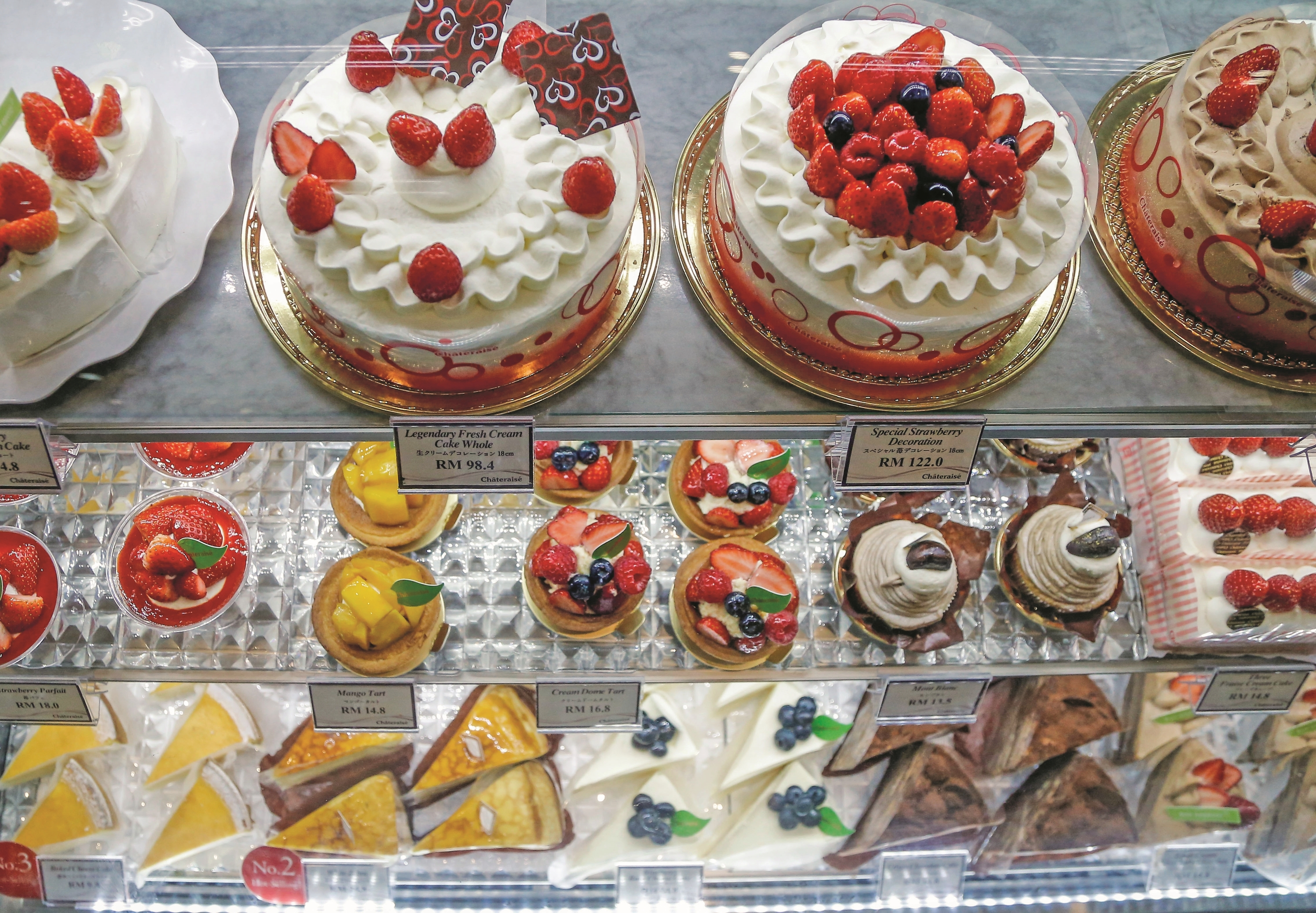 The best places for Japanese desserts in KL