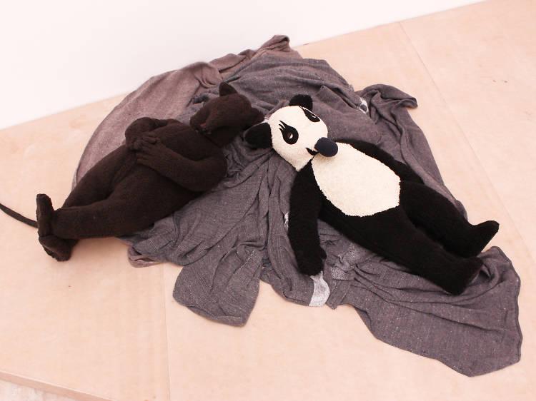 Rata y Oso (durmiendo) (2008)