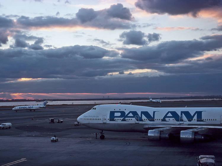 Aeropuertos (1987-2012)