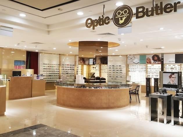 Optic Butler
