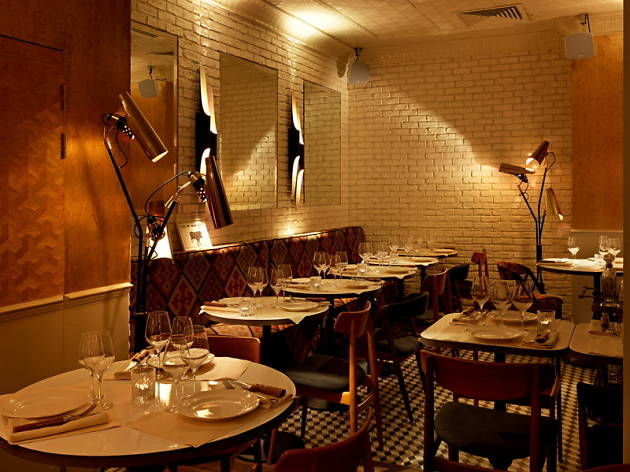 Beef Club Restaurant, Paris, France