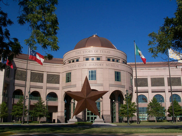 First Sundays at the Bullock Texas State History Museum