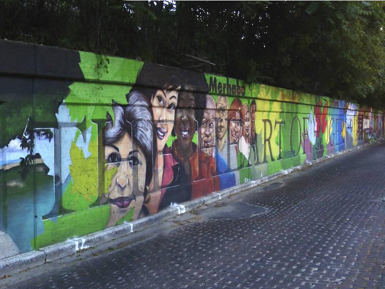 Mile of Murals
