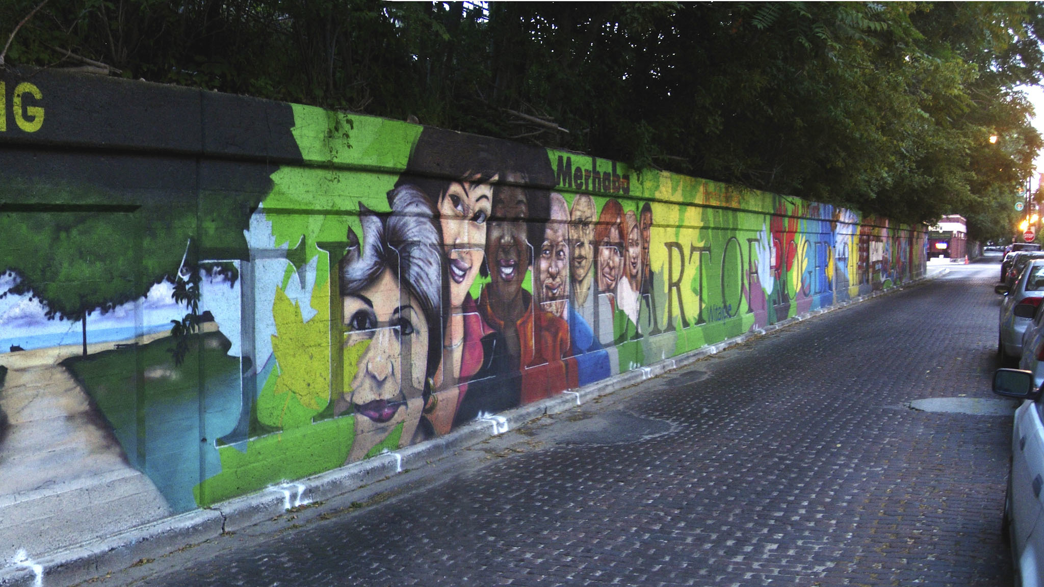 Mile of Murals