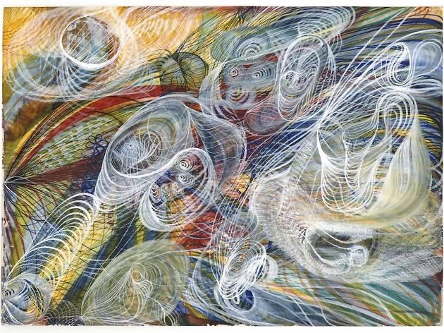 Georgiana Houghton: Spirit Drawings