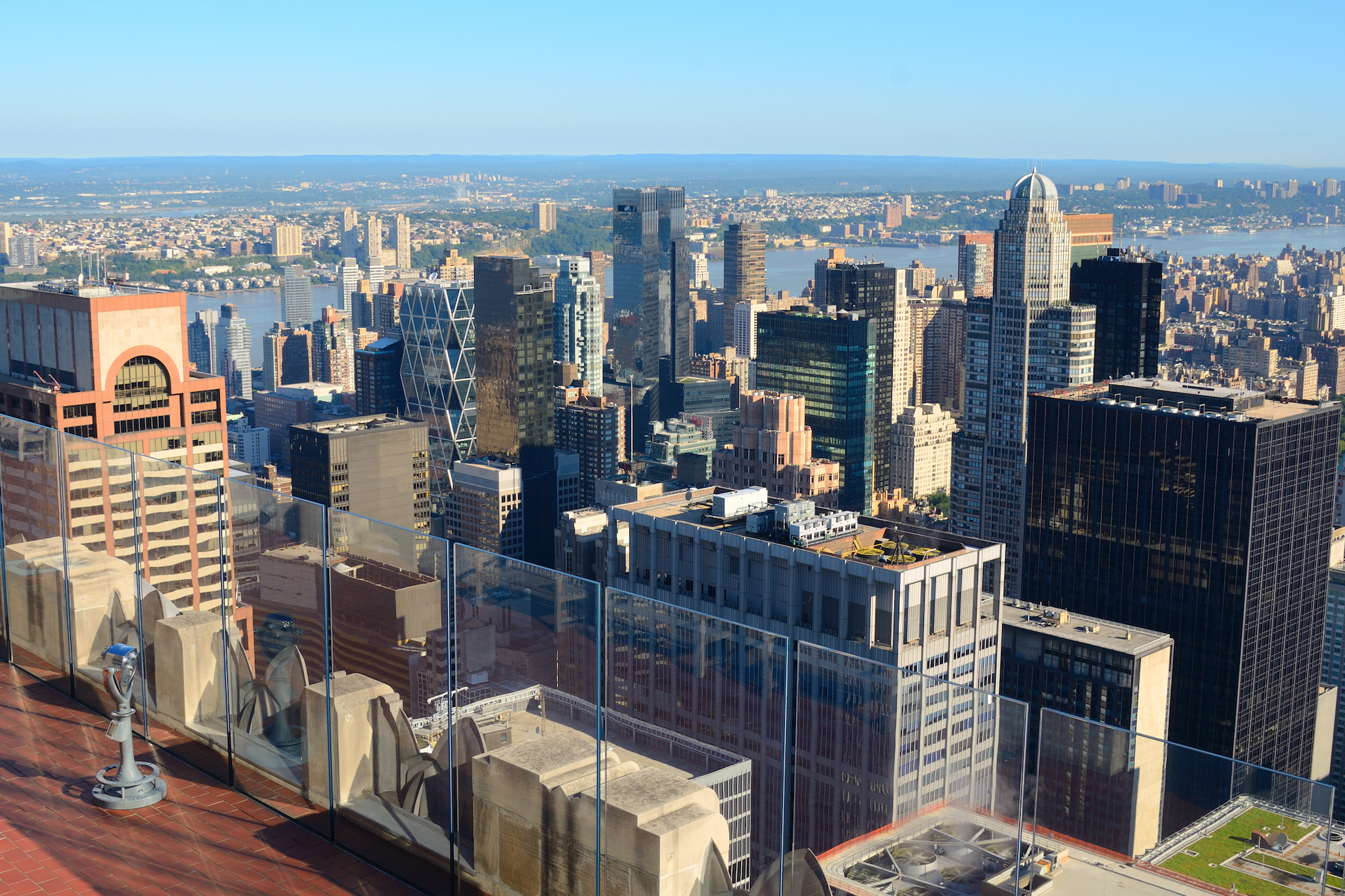 Top of the Rock - Observation Deck