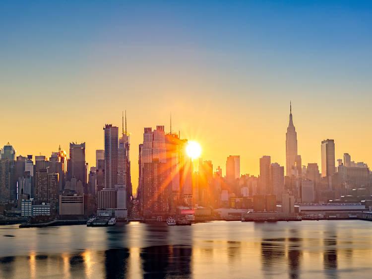 Porta de embarque Time Out: Nova Iorque