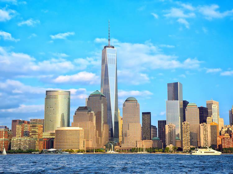 9/11 Memorial and Ground Zero Walking Tour