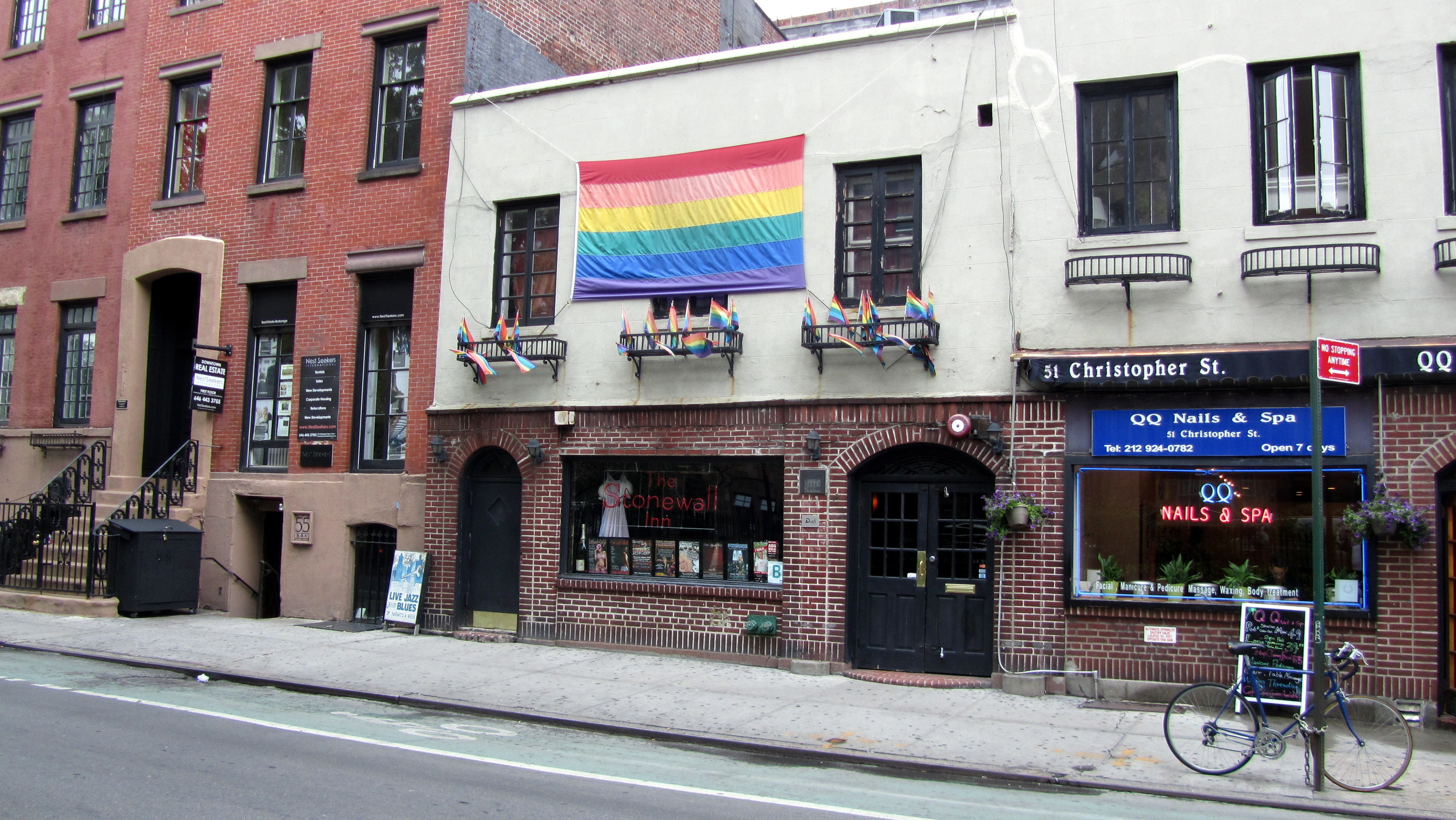 Stonewall is officially a national monument, now and forever