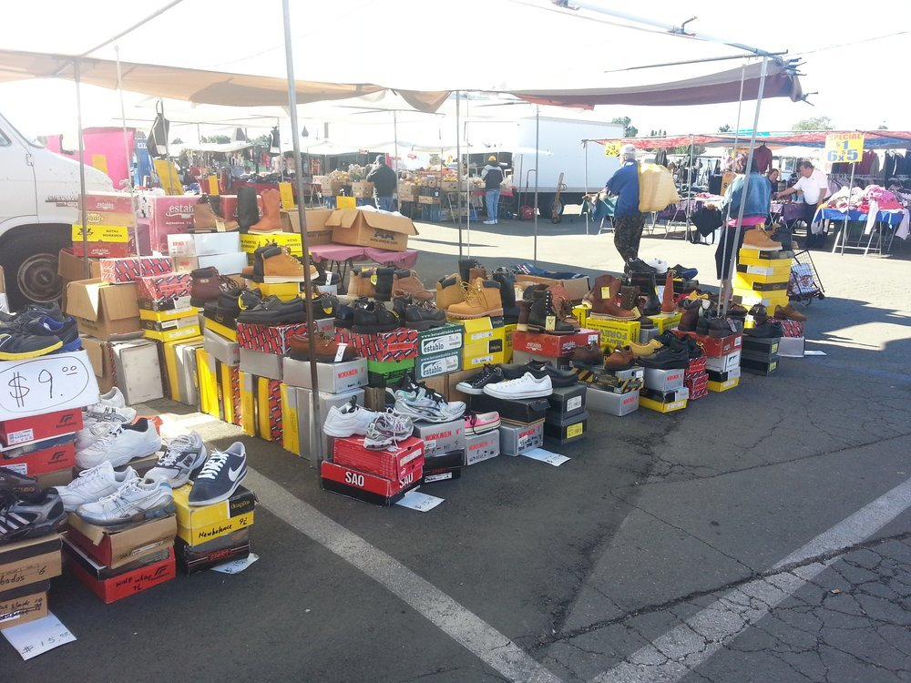 Alpine Village Swap Meet
