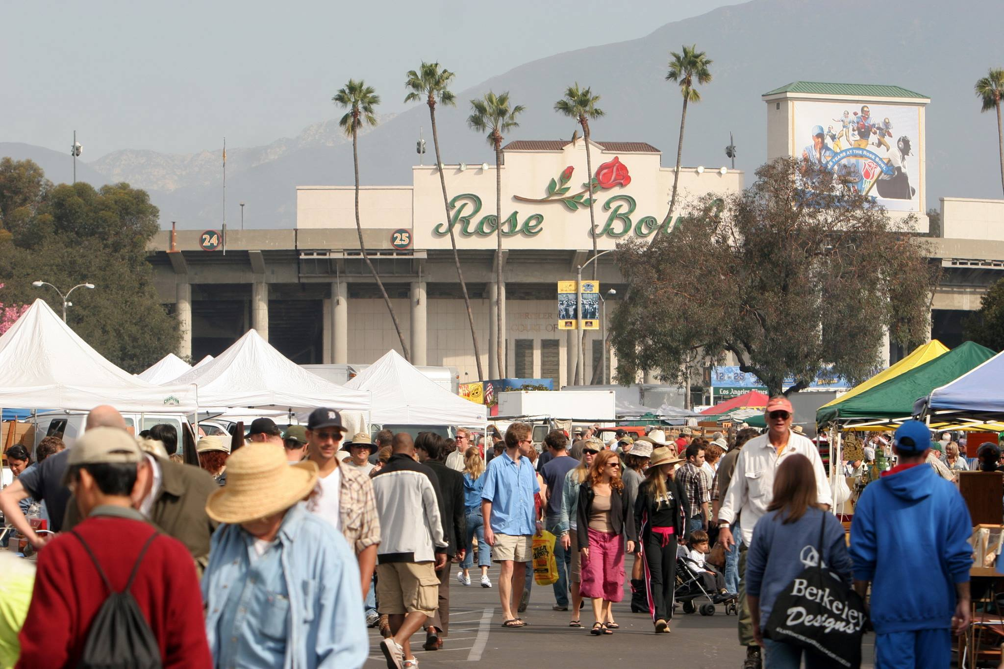 Flea Market Options In Los Angeles For Bargain Hunters