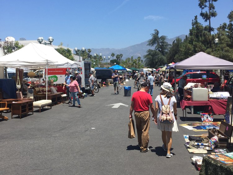 Pasadena City College Market