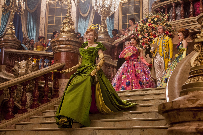 Movies Under the Stars: Cinderella