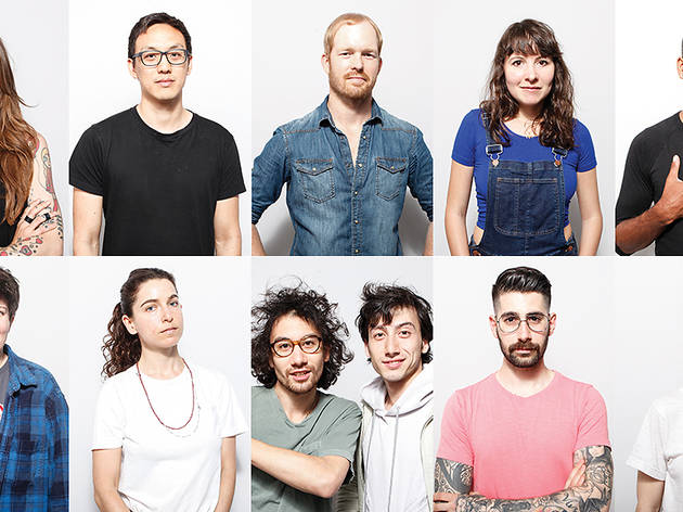Check out the 10 NYC artists 35 and under you should know