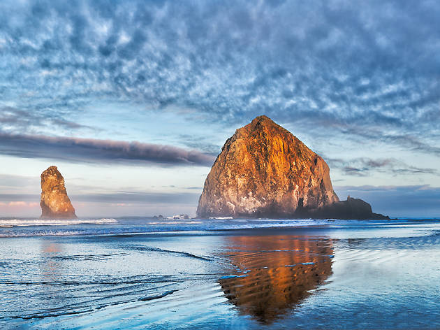 Cannon Beach, Ecola State Park