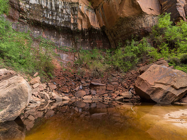 Emerald Pools Trail Zion National Park