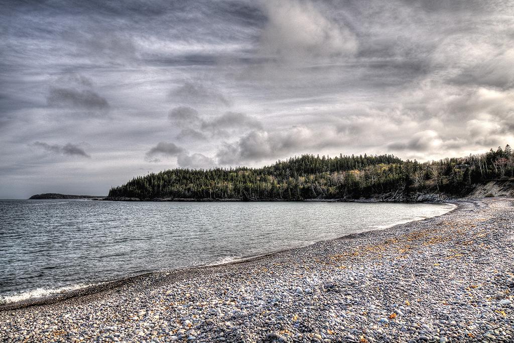 Jasper Beach