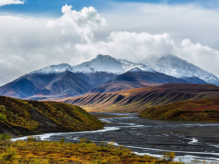 August: Alaska