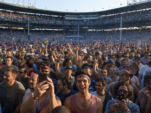 Wrigley Field summer concerts guide