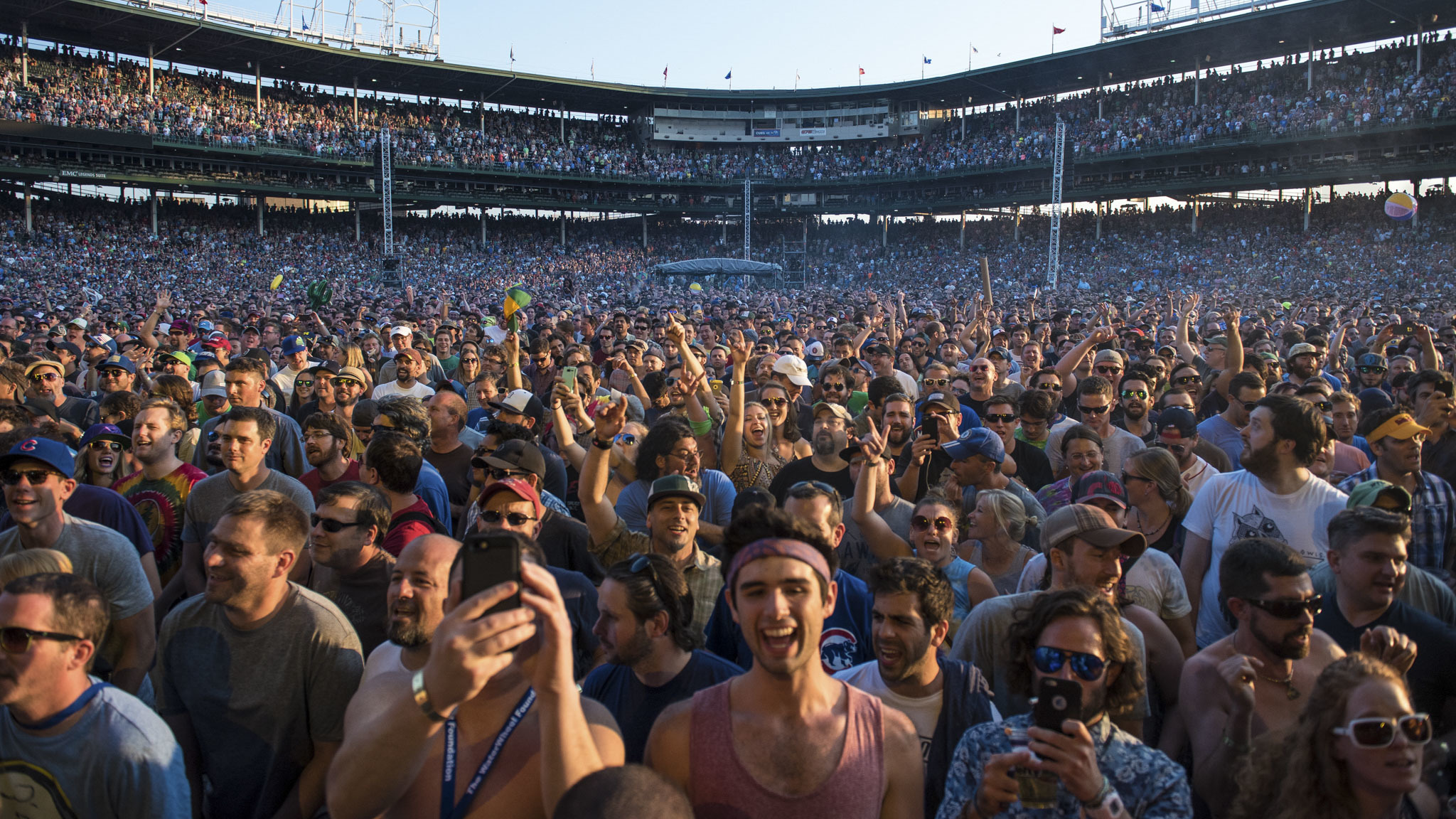 Wrigley Field summer concert guide