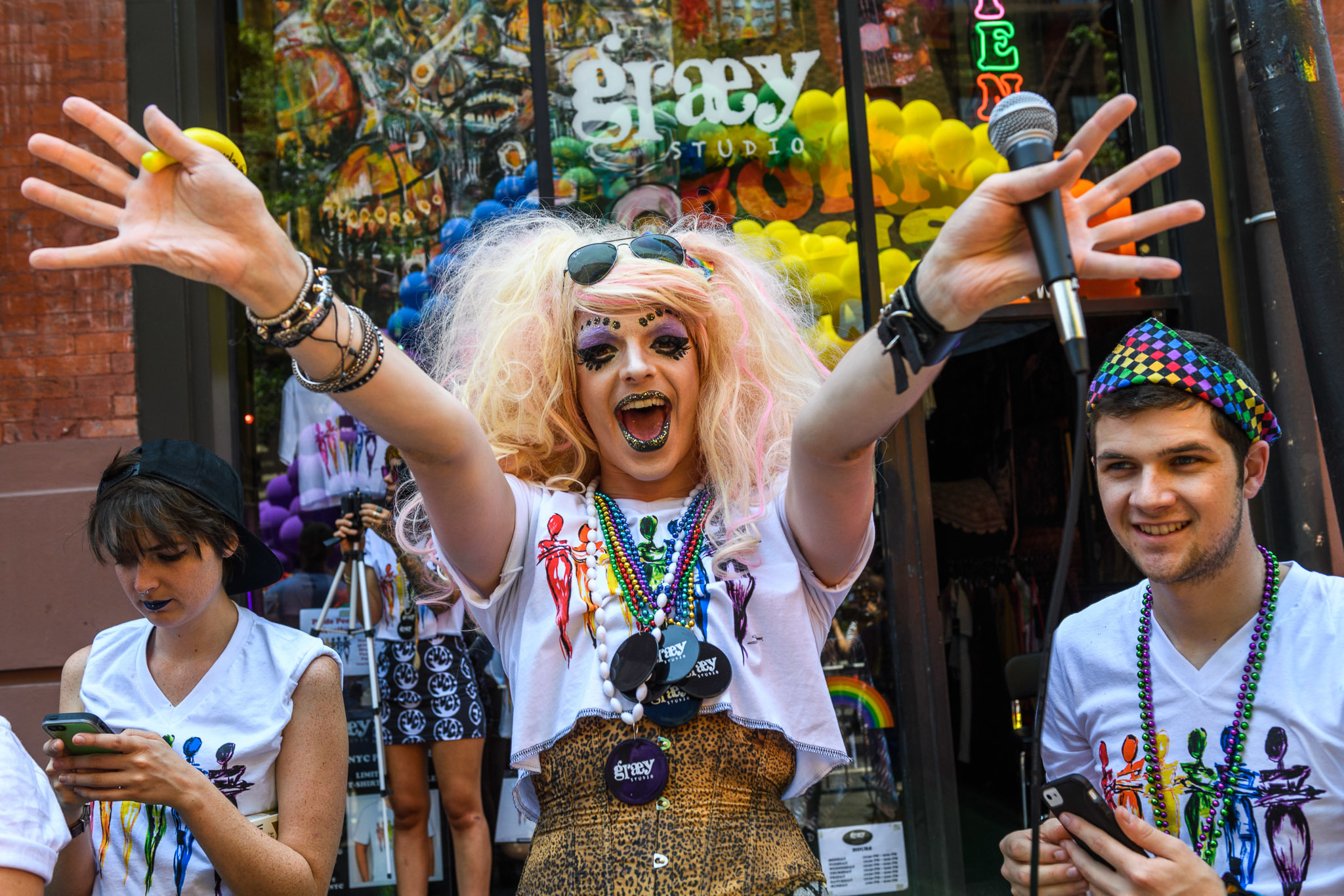 NYC's best Gay Pride pictures from 2016