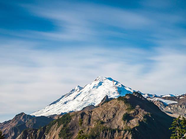 Artist Point, Mt. Baker-Snoqualmie National Forest, Washington