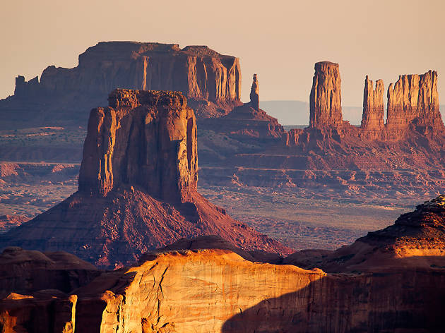 Monument Valley, Utah and Arizona