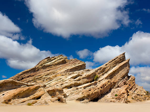 Vasquez Rocks Natural Area Park, California