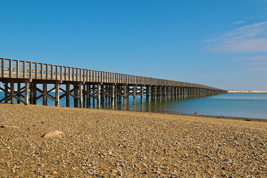 Powder Point Bridge, Massachusetts